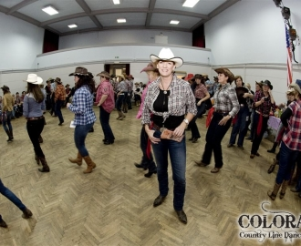 4. tradicionalno Country Line Dance tekmovanje - Kokrica