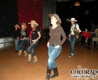 Country plesni večer - Lj- moste 2014