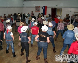 Cowboy party - Kranj Kokrica 2015