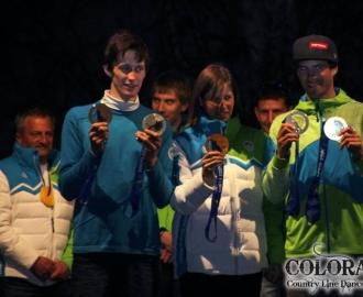 Sprejem olimpijcev - Kranj